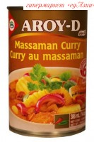 "Суп ""Massaman Curry"" AROY-D, 400 мл"