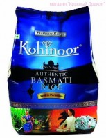 Рис Басмати платиновый Kohinoor Platinum – The Authentic Basmati Rice, 500 гр