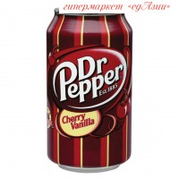 Напиток Dr. Pepper Cherry Vanilla, 355 мл