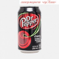 Напиток Dr. Pepper Cherry, 355 гр